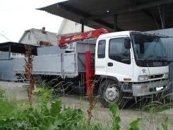 Isuzu Forward. полная пошлина или поменяю на авто, 7 127 куб. см., 8 000 кг., 12 700 м.