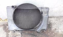 Радиатор охлаждения двигателя. Toyota Cresta, LX90, LX100 Toyota Mark II, LX100, LX90 Toyota Chaser, LX90, LX100 Двигатель 2LTE