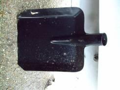 Лопаты совковые.