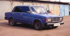 Лада 2107. ВАЗ 21074, 1987 года