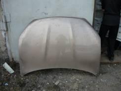 Капот. Nissan Qashqai, J10