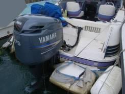 Yamaha. 175,00л.с., 2х тактный, бензин, нога L (508 мм), Год: 2003 год