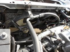 Радиатор охлаждения двигателя. Nissan AD, VY10 Двигатель GA13DS