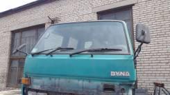 Стекло лобовое. Toyota Dyna