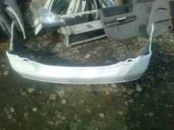 Бампер. Nissan Tiida Latio, SNC11, SZC11, SC11, SJC11