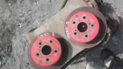 Диск тормозной. Toyota Mark II, GX81 Двигатели: 1GFE, 1GGE, 1GFE 1GGE