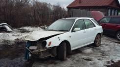 Дверь боковая. Subaru Impreza, GG