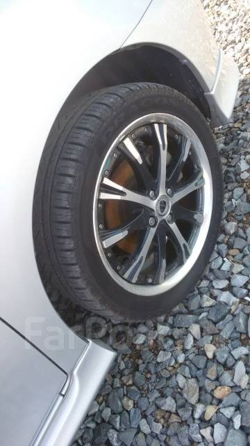 Toyota Corolla Fielder. 141, 1NZ