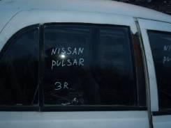 Стекло боковое. Nissan Pulsar, FN14
