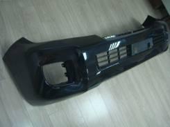 Бампер перед Toyota Land Cruiser 200 2012-2016г  черный