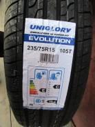 Uniglory Evolution. Летние, 2016 год, без износа, 4 шт