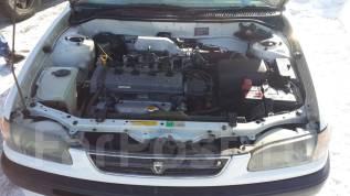 Защита двигателя. Toyota Corolla, AE110