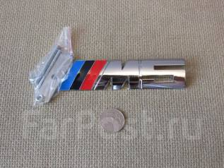 Эмблема решетки. BMW M5