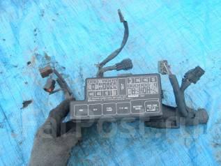 Блок предохранителей. Nissan Terrano Regulus, JRR50 Двигатель QD32TI
