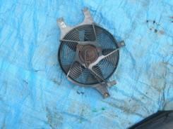 Вентилятор радиатора кондиционера. Nissan Terrano Regulus, JRR50 Двигатель QD32TI
