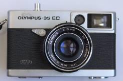Фотоаппарат Olympus - 35 EC. 20 и более Мп, зум: без зума