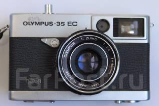 Olympus 35 EC. 20 и более Мп, зум: без зума
