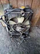 Радиатор охлаждения двигателя. Toyota Passo Daihatsu Boon