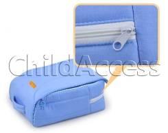 Портативная складная кроватка, переносное спальное место для малыша
