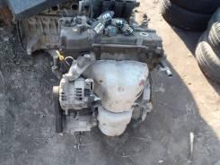 Двигатель. Nissan March, AK12 Двигатель CR14DE