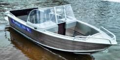 Wyatboat. Год: 2016 год, длина 4,20м., двигатель подвесной, 40,00л.с., бензин. Под заказ