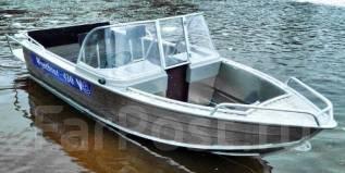 Wyatboat. Год: 2018 год, длина 4,20м., двигатель без двигателя, 40,00л.с., бензин. Под заказ