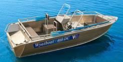 Wyatboat. Год: 2016 год, длина 4,60м., двигатель подвесной, 50,00л.с., бензин. Под заказ