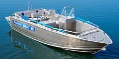 Wyatboat. Год: 2016 год, длина 5,04м., двигатель подвесной, 60,00л.с., бензин. Под заказ