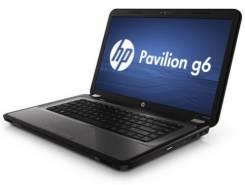"HP Pavilion g6-1216er. 15.6"", 2 200,0ГГц, ОЗУ 4096 Мб, диск 500 Гб, WiFi, Bluetooth, аккумулятор на 2 ч."