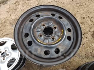 Nissan. 6.0x15, 4x114.30, ET40, ЦО 66,1мм.