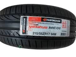 Hankook Ventus ME01 K114. Летние, без износа, 4 шт