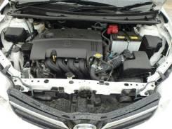 Крепление аккумулятора. Toyota Corolla Axio, NZE161, NZE164 Toyota Corolla Fielder, NZE161G, NZE164, NZE161, NZE164G Двигатель 1NZFE