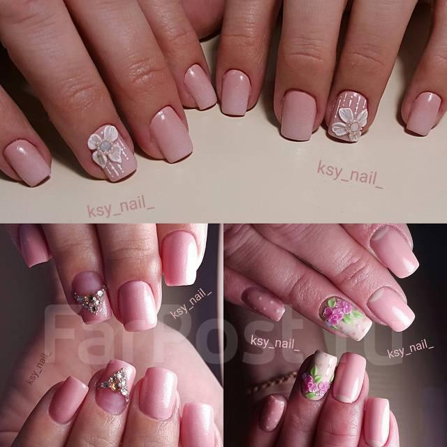 Дизайн ногтей фото. Дизайн ногтей 96