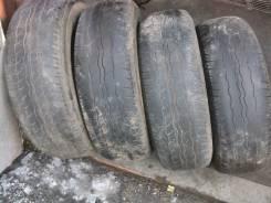 Bridgestone Dueler H/T D687. Летние, 2010 год, износ: 60%, 4 шт