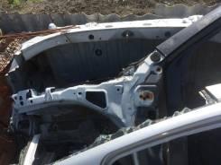 Накладка на стойку. Mazda Axela