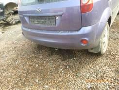 Бампер. Ford Fiesta