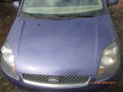 Капот. Ford Fiesta