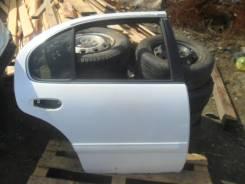 Дверь боковая. Nissan Cefiro, A32 Двигатель VQ20DE