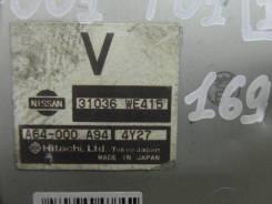 Блок управления автоматом. Nissan AD, WFY11 Nissan Wingroad, WFY11 Двигатель QG15DE