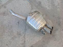 Глушитель. Audi Q5
