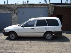 Nissan AD. передний, дизель
