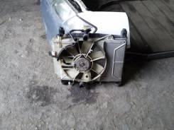 Радиатор охлаждения двигателя. Toyota Vitz, SCP13, SCP10, SCP11 Toyota Platz, SCP11 Двигатели: 1SZFE, 2SZFE
