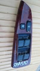 Блок управления стеклоподъемниками. Toyota Corolla Spacio, NZE121