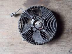 Вентилятор радиатора кондиционера. Suzuki Jimny Wide, JB33W Двигатель G13B