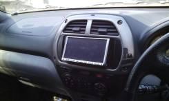 Консоль панели приборов. Toyota RAV4, ACA20, ACA21 Двигатели: 1AZFSE, 1AZFE