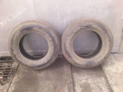 Bridgestone Dueler H/T. Всесезонные, 2008 год, износ: 50%, 2 шт