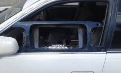 Рамка с крышки багажника и шильдик на honda ascot innova