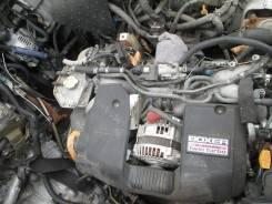 Двигатель в сборе. Subaru Legacy Wagon, BH5 Subaru Legacy, BH5 Двигатель EJ206