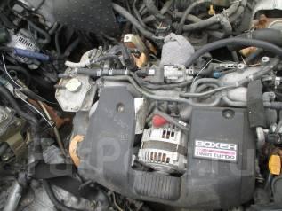 Двигатель. Subaru Legacy Wagon, BH5 Subaru Legacy, BH5 Двигатель EJ206