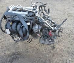 Двигатель. Toyota Corolla Fielder, ZZE122, ZZE122G Двигатель 1ZZFE